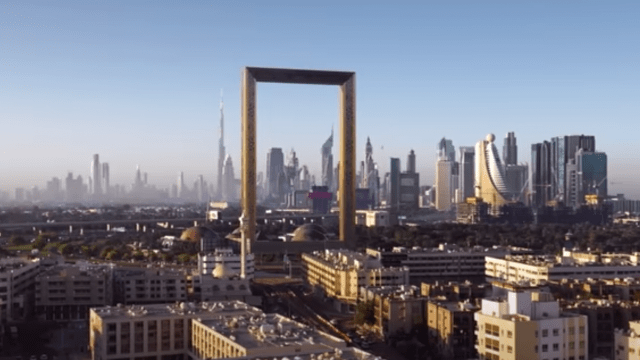 Ready when you are – Dubai