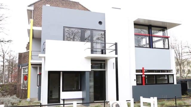 Take a look inside – Rietveld Schröder House