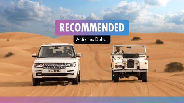 Recommended | Activities – September 2020