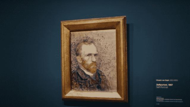 Van Gogh Museum – Tour