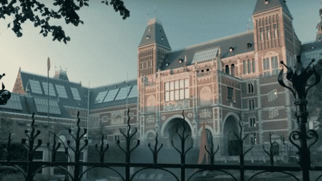 Rijksmuseum – Welcome!