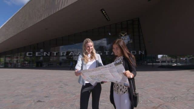 48 HOURS IN ROTTERDAM – Architecture: Mandy en Semra