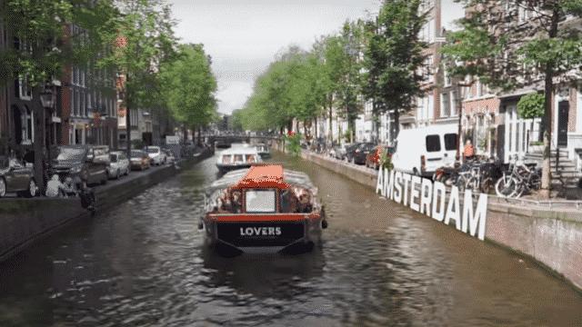 Amsterdam!! – Eating Dutch Bitterballen, Canal Tour (Netherlands Vlog)