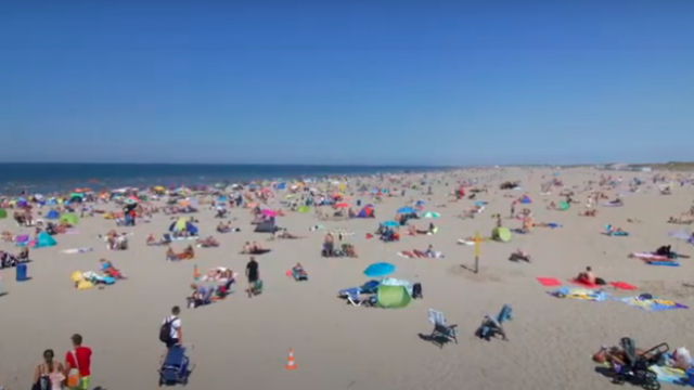 Hoek van Holland Rotterdam Beach
