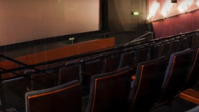 Cinerama Rotterdam