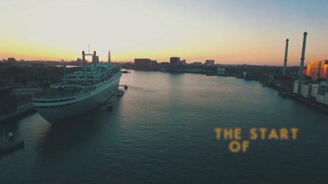 SS Rotterdam – The Start of New Memories