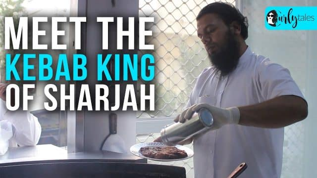 Meet Hafeez Al Rahman- The Kebab King Of Sharjah