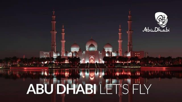 Let's Fly Abu Dhabi – A Johnny FPV X Visit Abu Dhabi Original