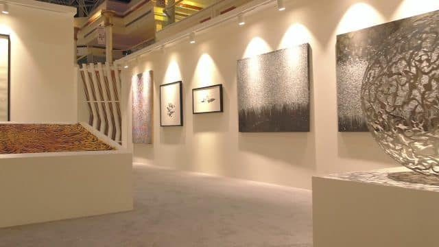 Dubai International Arabic Calligraphy Exhibition