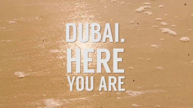 Discover Summer in Dubai