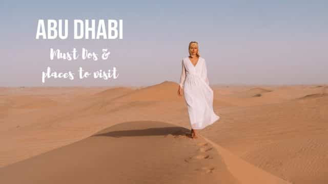 ABU DHABI: Must dos and top places to visit VLOG (28)