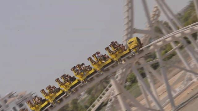 Experience pure excitement on Yas Island