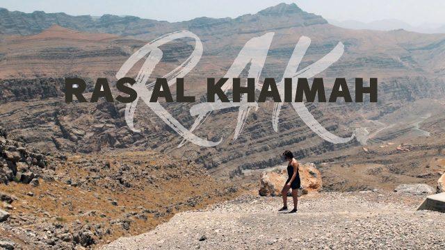 RAS AL KHAIMAH – MARJAN ISLAND VLOG