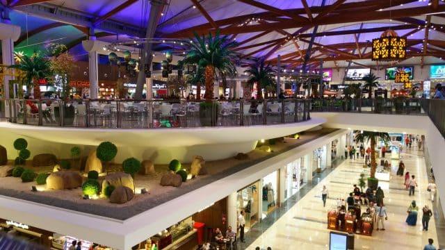 Sahara Centre in Sharjah
