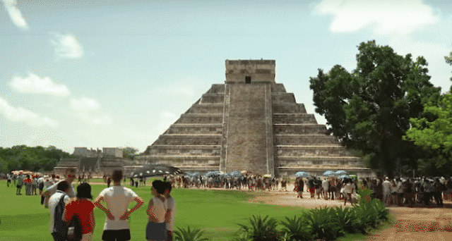 Xichen – Guided Tour of Chichen Itza