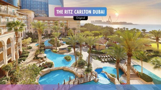 The Ritz-Carlton, Dubai | Original