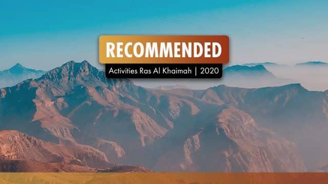 Ras Al Khaimah's Best Activities