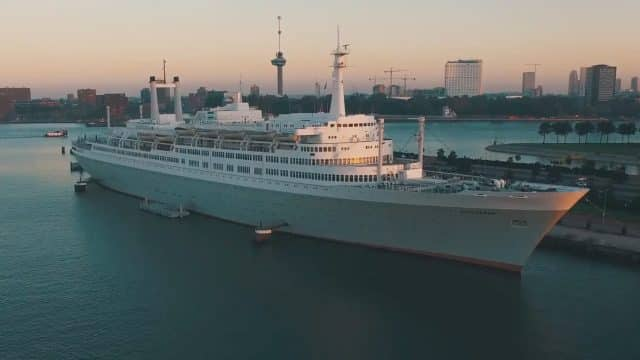 SS Rotterdam I Hotels Rotterdam