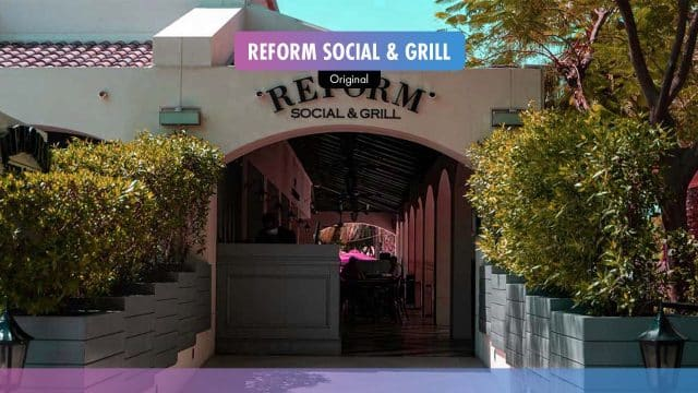 Easter at Reform Social & Grill
