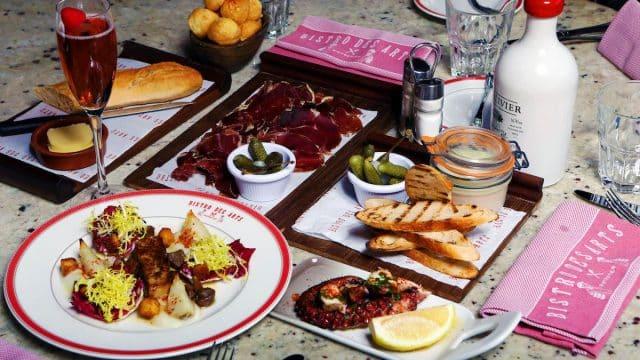 Bistro Des Arts | A slice of Paris in Dubai