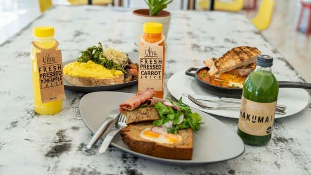 Ultra Brasserie | Healthy Eating