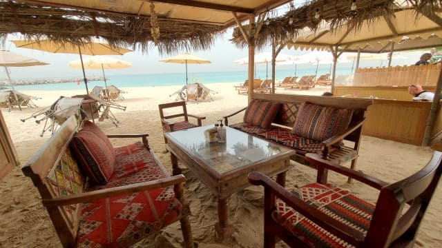 Enjoy The Best Seafood at Tent Jumeirah