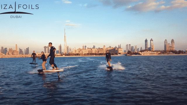 Ibiza Foils Dubai