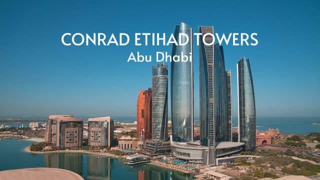 Top 5 Luxury Hotels | Conrad Etihad Towers