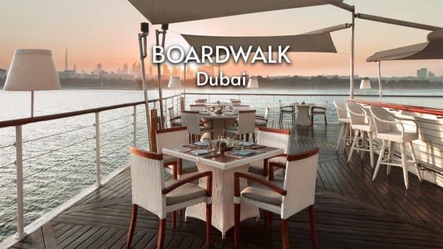 Boardwalk | Dubai Casual Dining