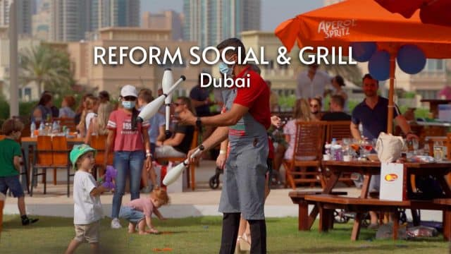 Something for everyone | Reform Social & Grill