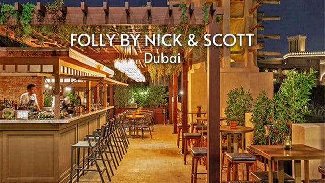 folly by Nick & Scott | Something for everyone