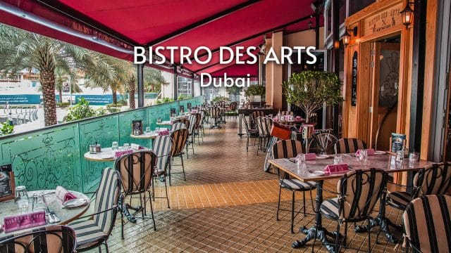 Bistro Des Arts | Something for everyone
