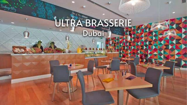 Something for everyone | Ultra Brasserie