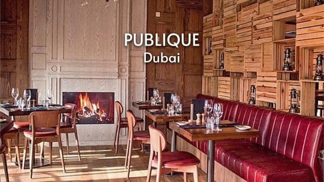 Something for everyone | Publique