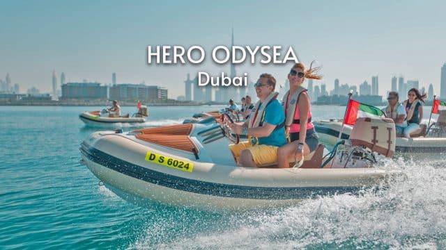 Dubai's Most Thrilling Activities | Hero OdySea
