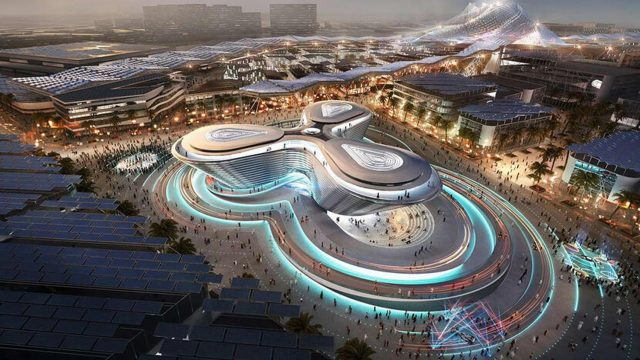 Welcome to UAE. Welcome to Dubai. Welcome to Expo 2020. The Whole world in one Place.
