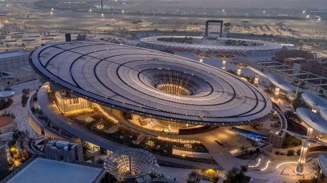 Welcome to UAE. Welcome to Dubai. Welcome to Expo 2020.Programme for people and planet