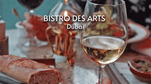 5 Things you can't miss in Dubai Marina | Bistro Des Arts